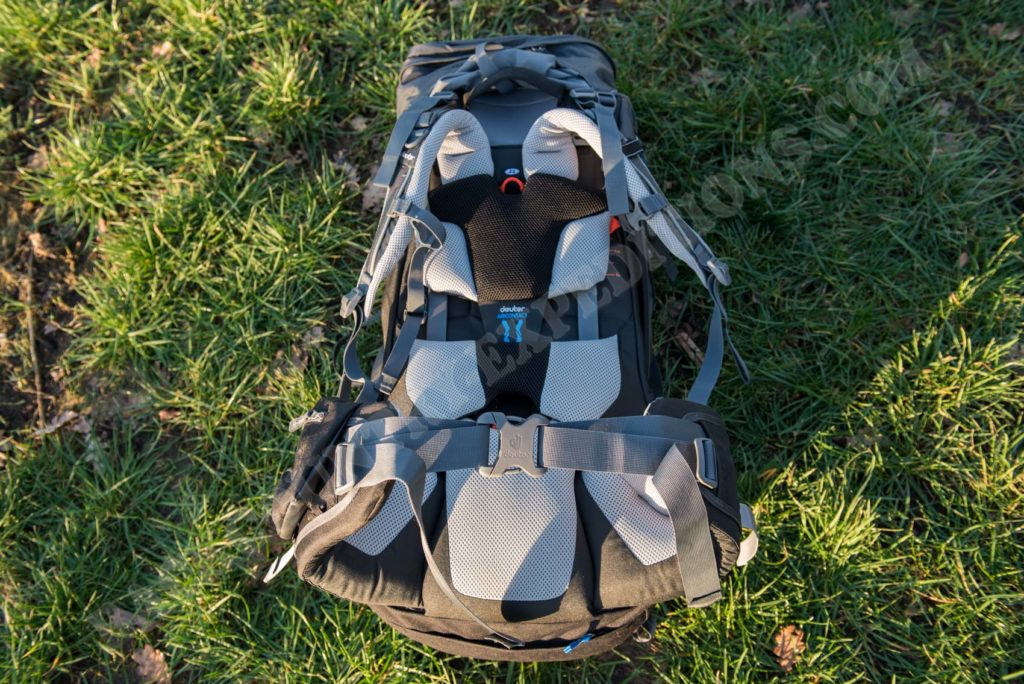 Deuter Aircontact PRO 65 + 15 SL Tragesystem