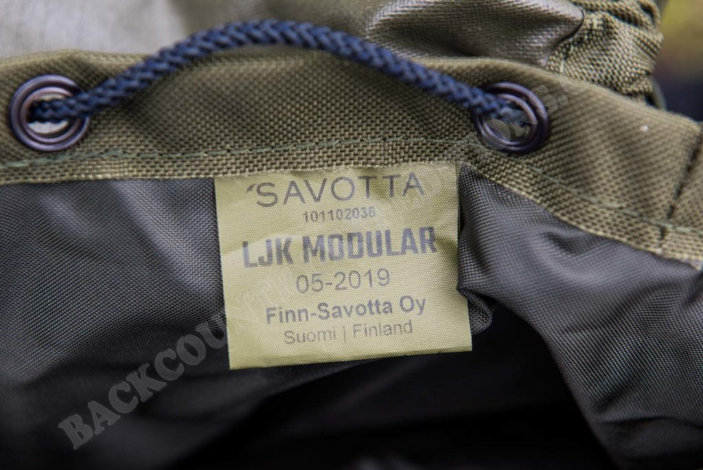 Savotta LJK Modular Label