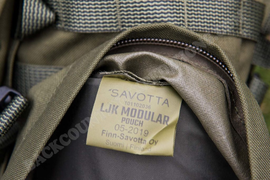 Savotta LJK Modular Seitentaschen