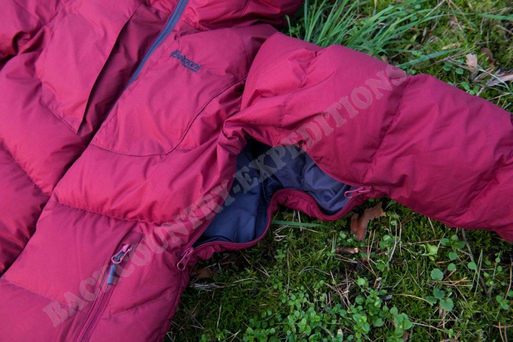 Bergans Sauda Down W Jacket