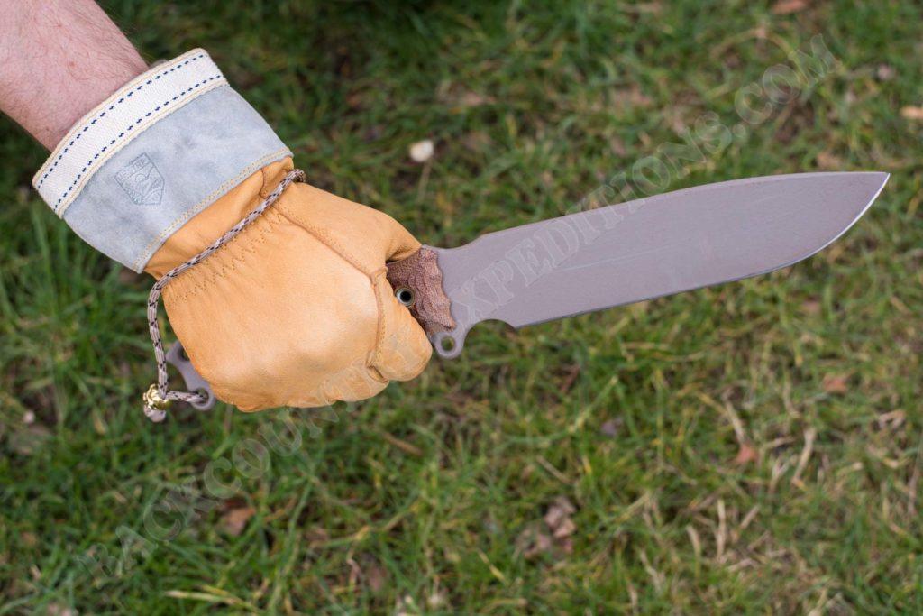Hestra Skullman Knife