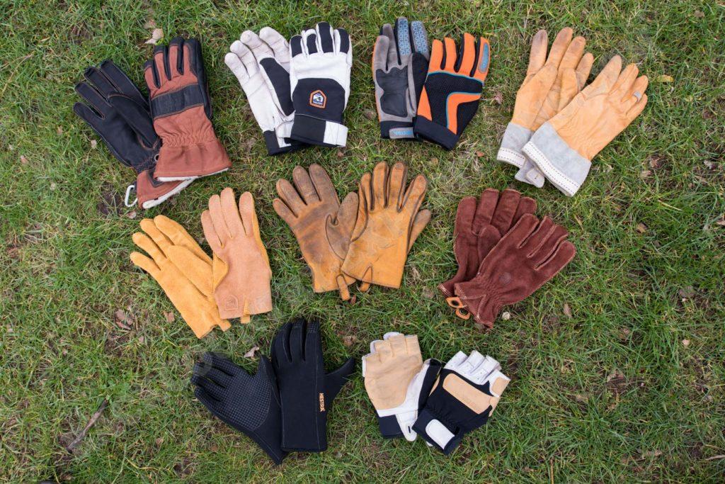 Hestra Outdoor Gloves