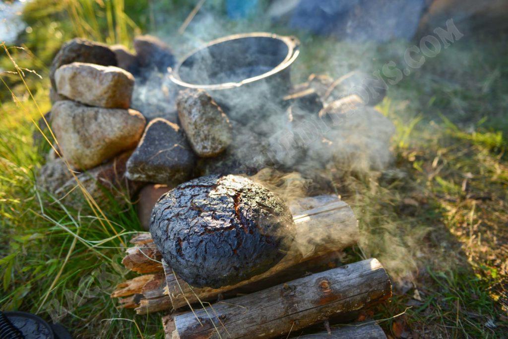 Petromax Feuertopf Brot