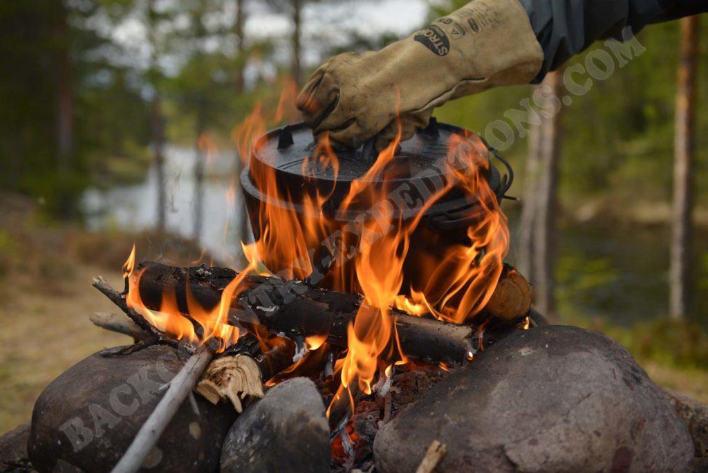 Petromax Feuertopf Handschuhe