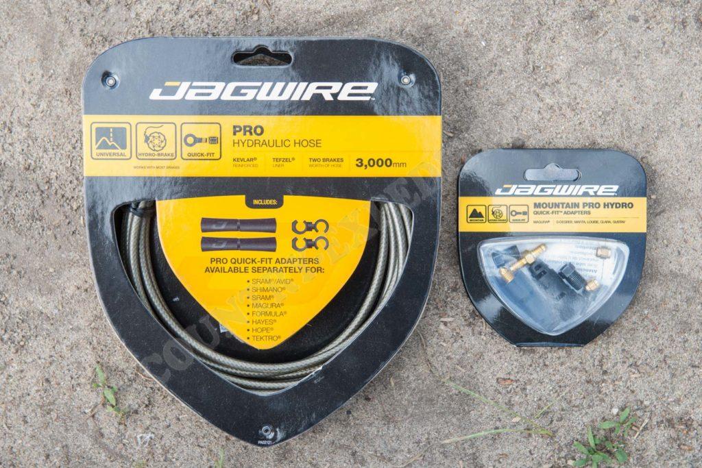 Jagwire Pro Hydraulik Hose Carbon