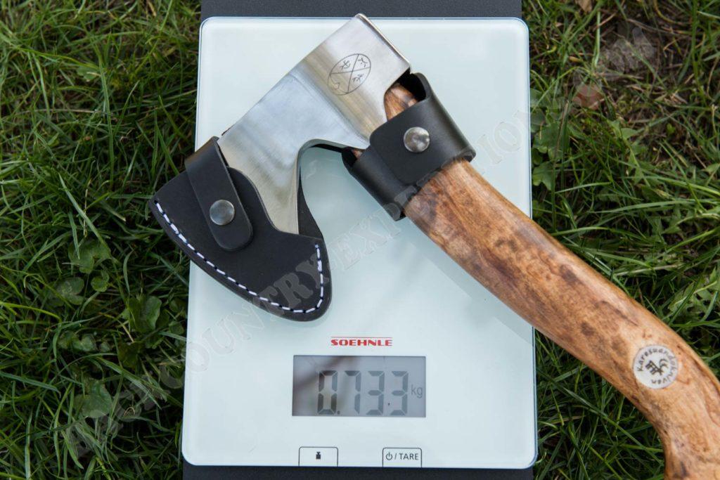 Karesuando Hunters Axe Weight