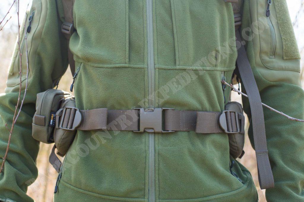 Tasmanian Tiger Field Pack MK II Modifikation