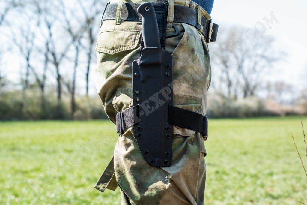 Busse Combat Basic 8 LE Kydex