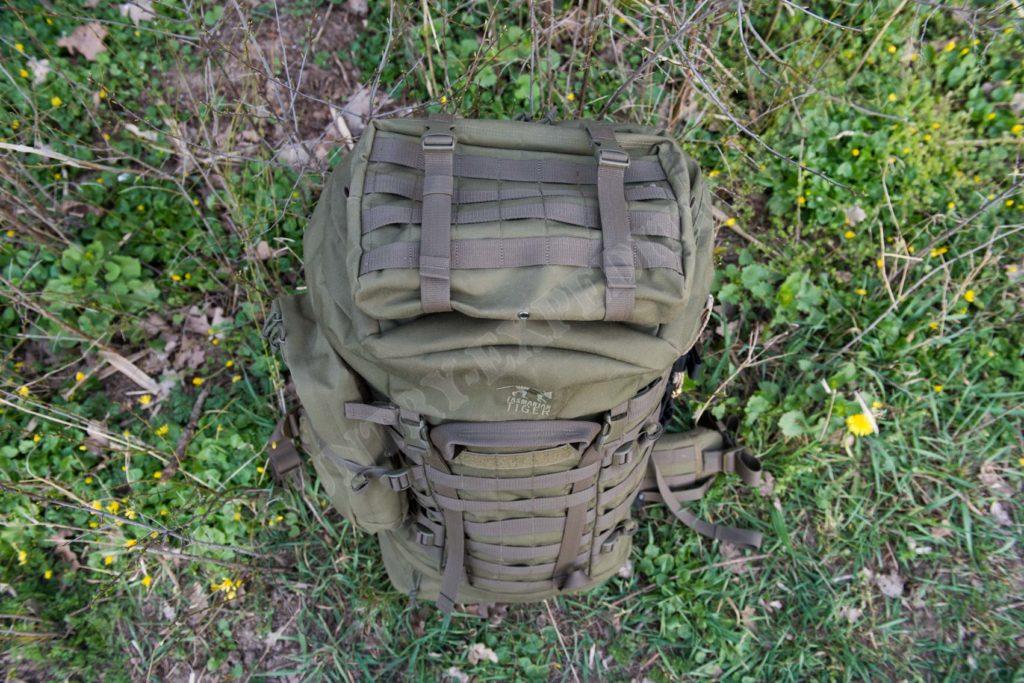 Tasmanian Tiger Field Pack MK II Tac Pouches