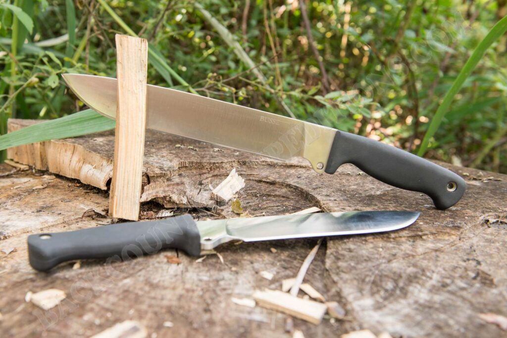 Busse Combat Basic Chopping