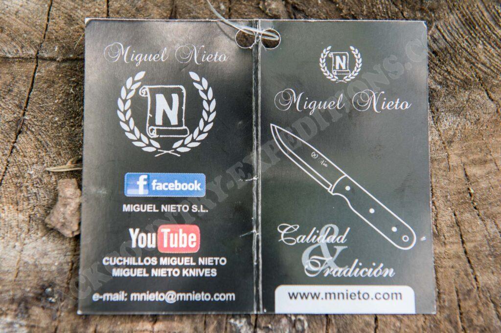 Miguel Nieto Chaman Tactico