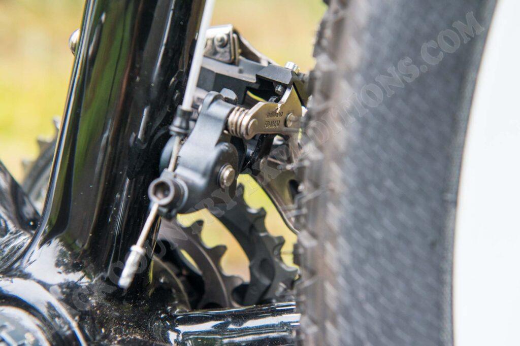 Shimano Deore XTR FD-M970-E