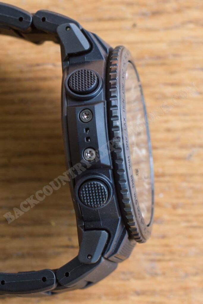 Casio Pro Trek PRW-50 FC-1ER Sensor
