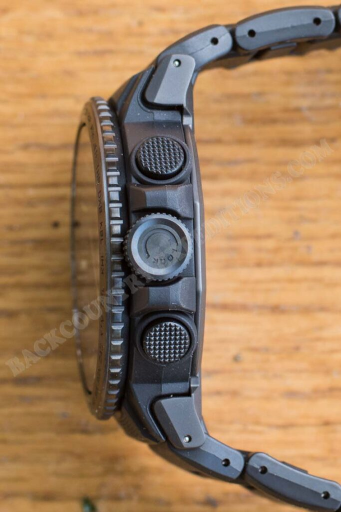 Casio Pro Trek PRW-50 FC-1ER Rosette