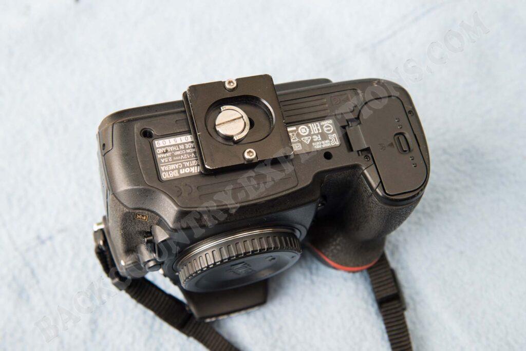 Rollei Compact Traveler No. 1 Schnellkupplungsplatte