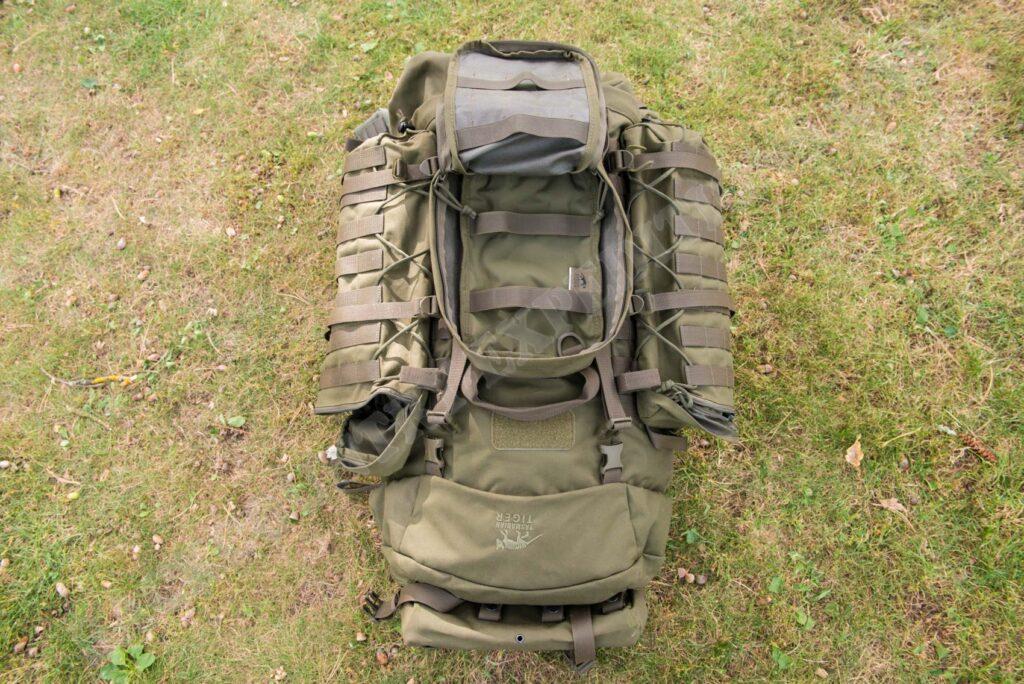 Tasmanian Tiger Field Pack MK II & Tac Pouch 8 SP