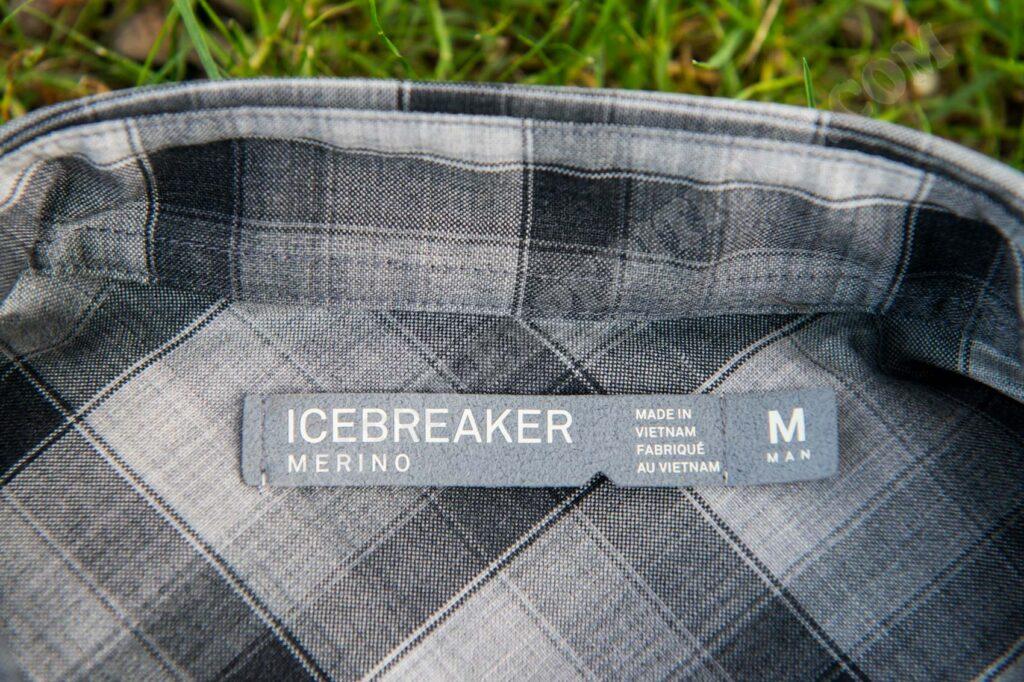 Icebreaker Departure II LS
