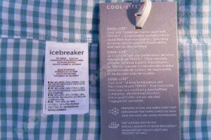 Icebreaker Mens Compass Flanell LS Shirt