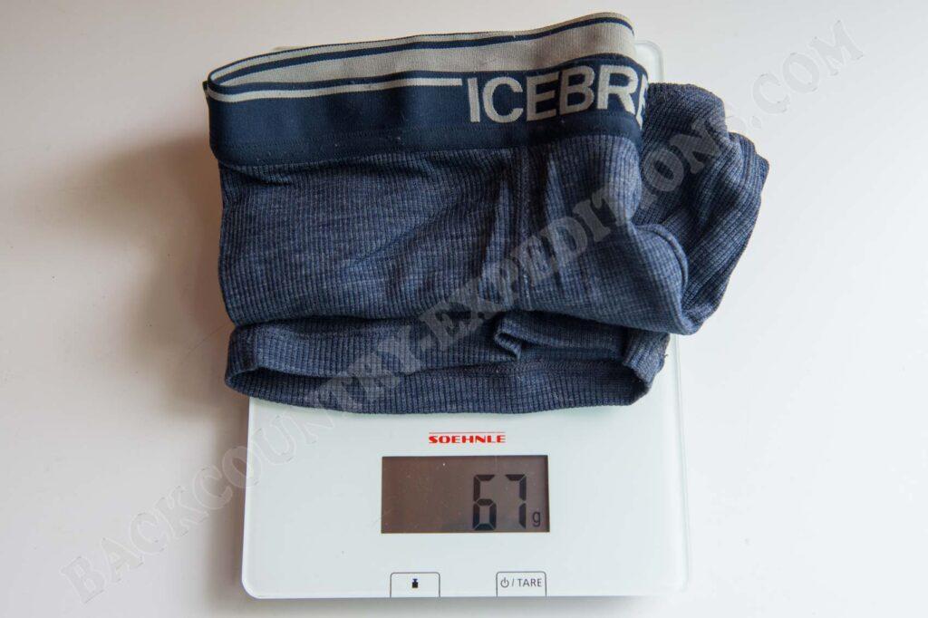 Icebreaker Mens Anatomica Rib Boxers