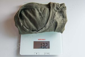 Icebreaker Mens Tech Lite Short Sleeve Crewe weight