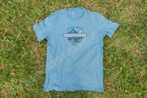 Icebreaker Mens Tech Lite Short Sleeve Crewe Alpine Crest