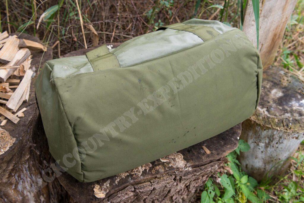 Tasmanian Tiger Barrel Bag Boden