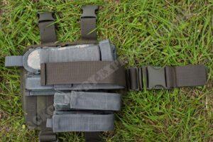 Tasmanian Tiger Leg Base + Spec Ops Combat Master Sheath + Maxpedition