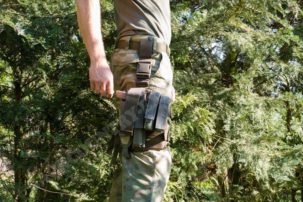 Tasmanian Tiger Leg Base Einsatz