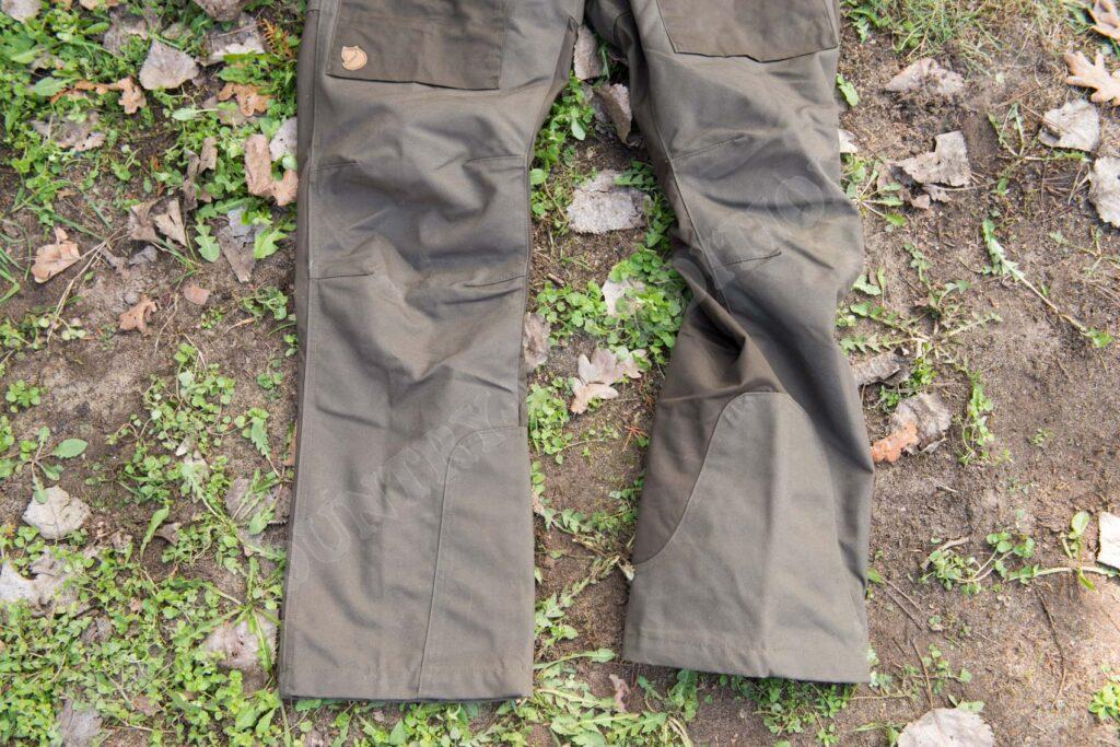 Fjällräven Arktis Trousers Verstärkungen