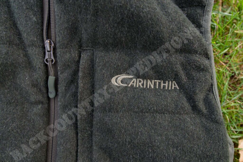 Carinthia G-Loft Ultra Loden Weste