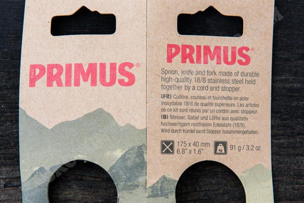 Primus Field Cutlery