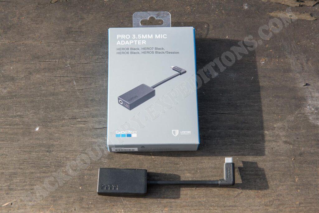 GoPro - Pro 3.5mm Mic Adapter