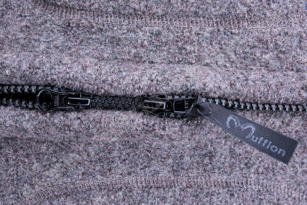 Mufflon Joko YKK Zipper