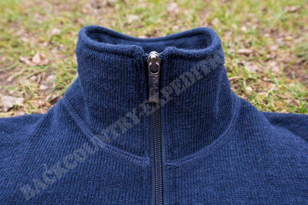 Woolpower Full Zip Jacket 600 Stehkragen