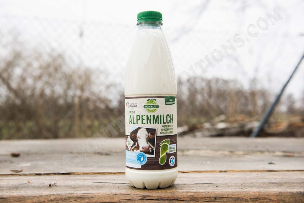 Alpenmilch Aldi
