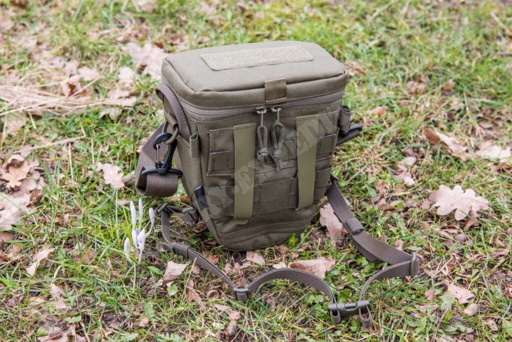Tasmanian Tiger Focus ML Camera Bag