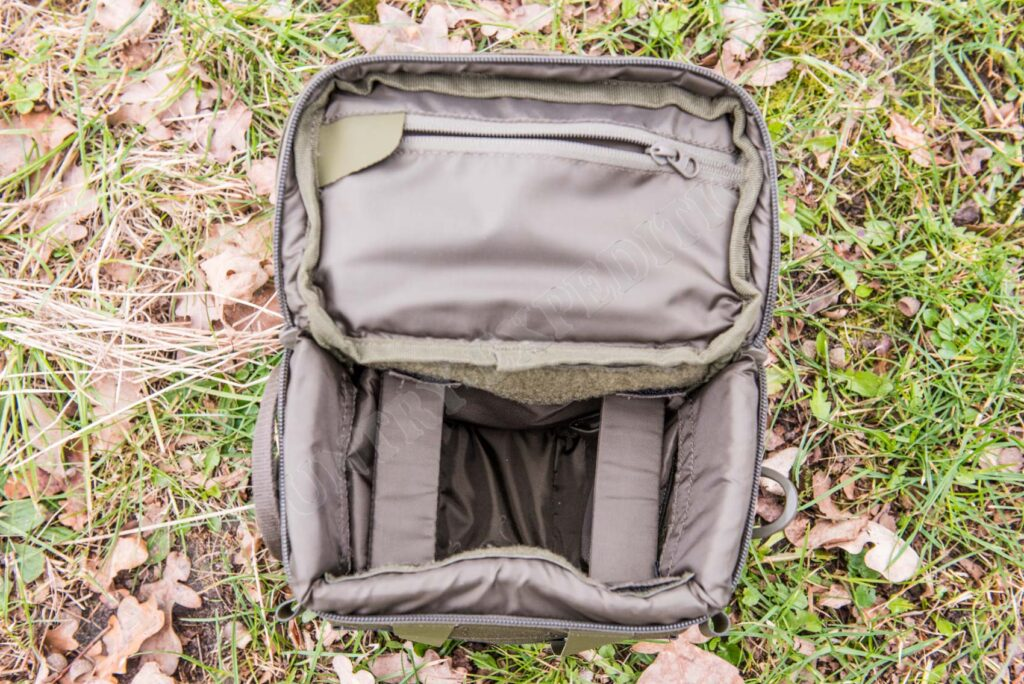 Tasmanian Tiger Focus ML Camera Bag mit Einteiler