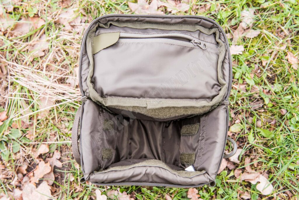 Tasmanian Tiger Focus ML Camera Bag ohne Innentaschen