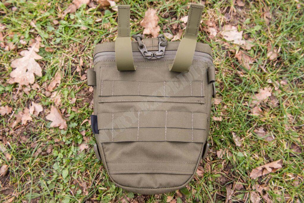 Tasmanian Tiger Focus ML Camera Bag Gurt- und Molle-Schlaufen
