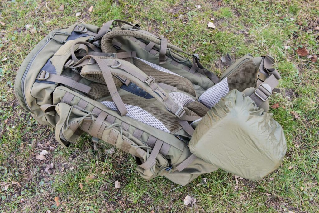 Tasmanian Tiger Focus ML Camera Bag Raincover