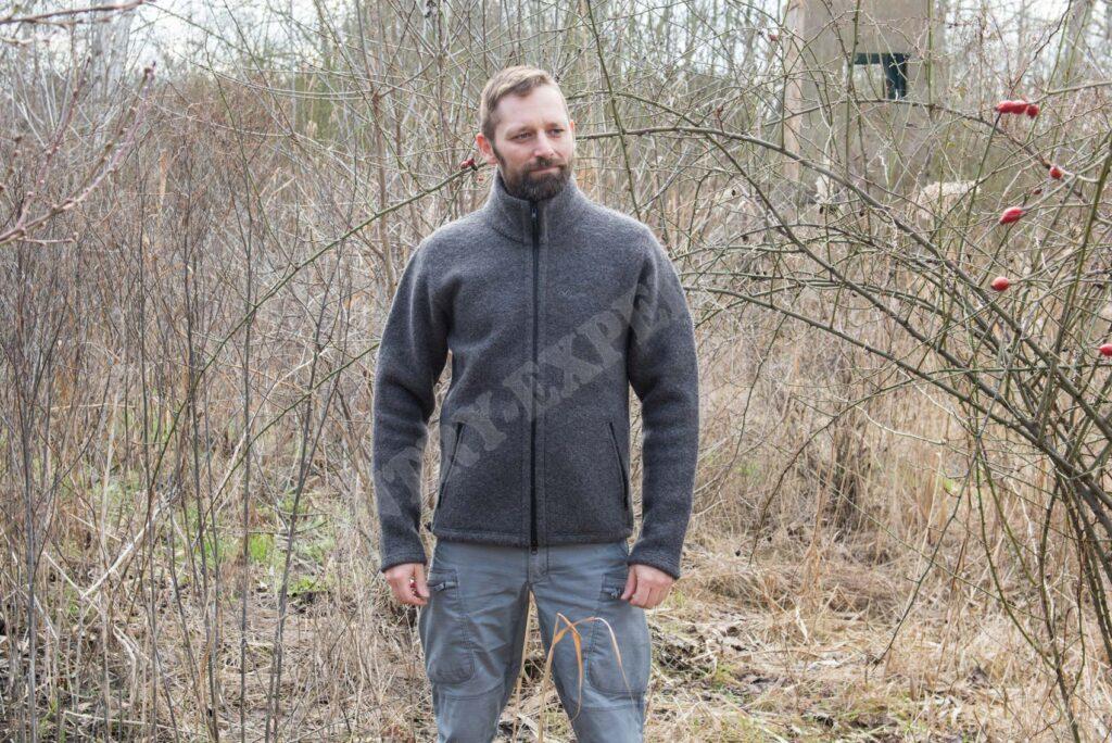 Mufflon W300 Jakob Vorderansicht