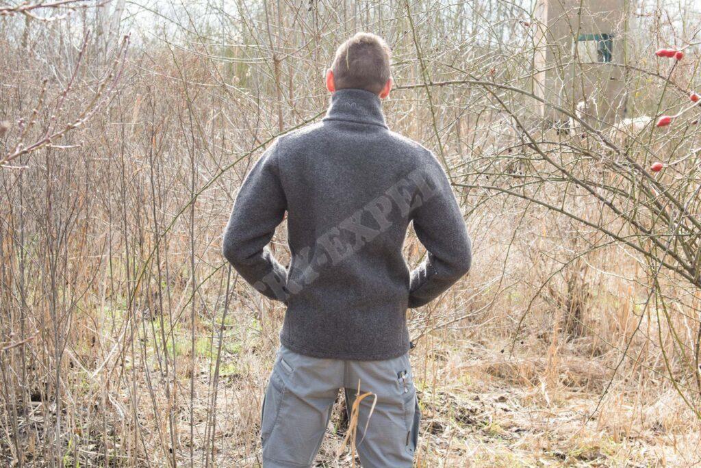 Mufflon W300 Jakob Rücken