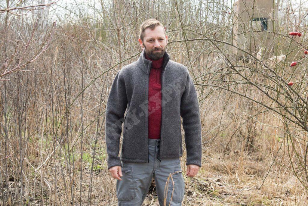 Mufflon W300 Jakob Reißverschluss