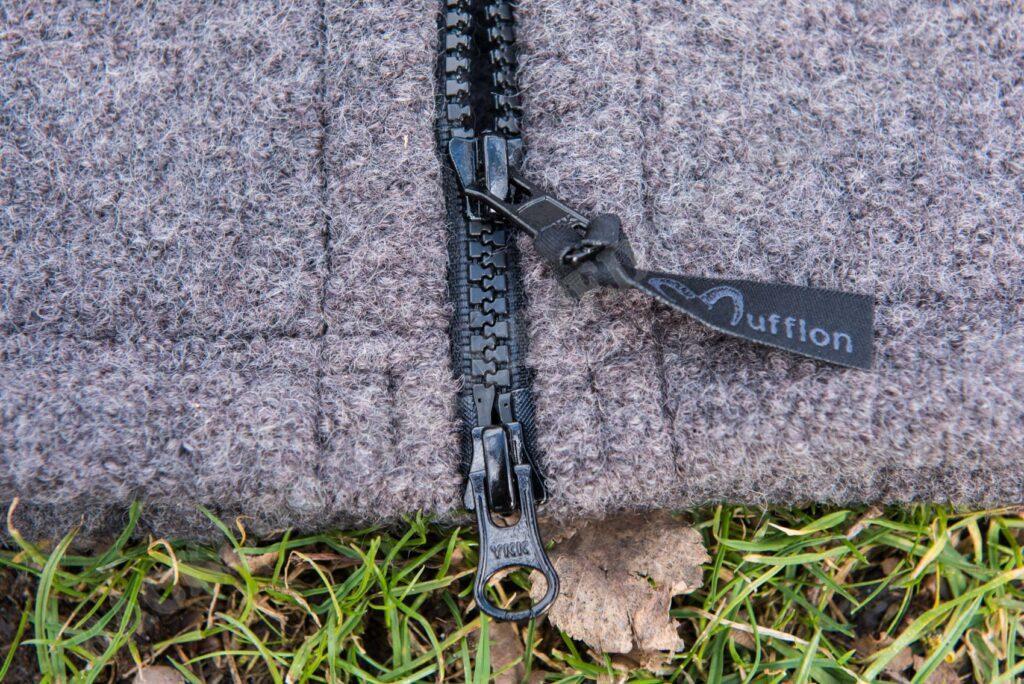 Mufflon W300 Jakob Doppelreißverschluss