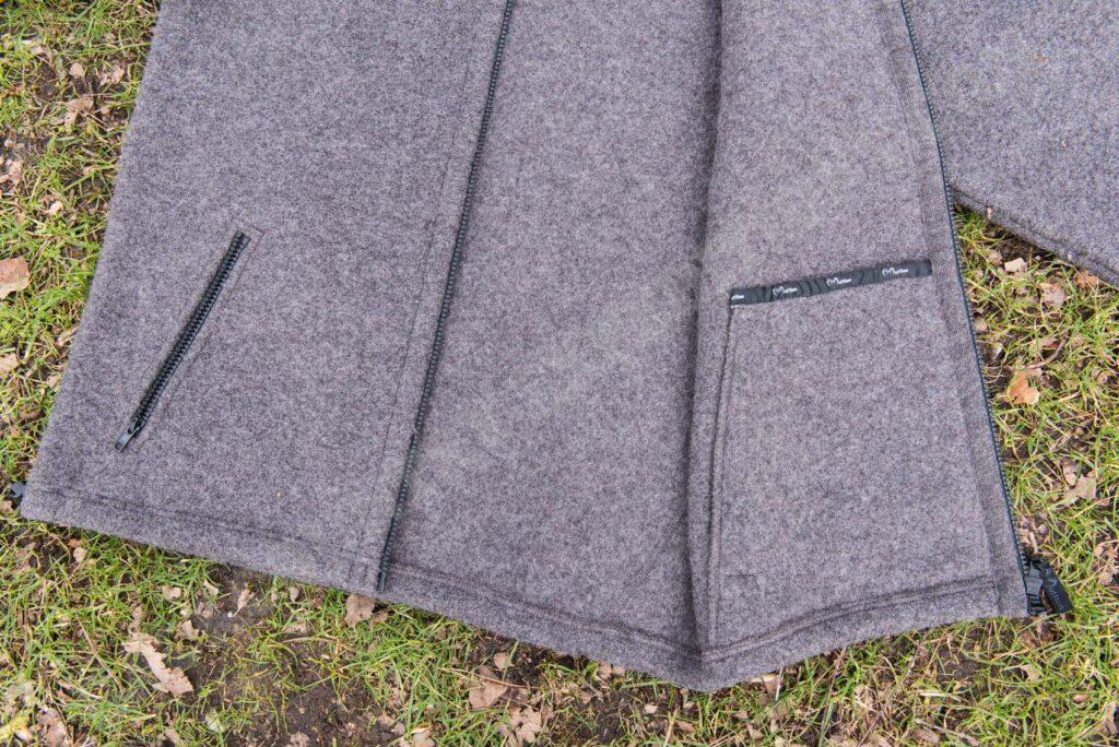 Mufflon W300 Jakob Außen- und Innentaschen