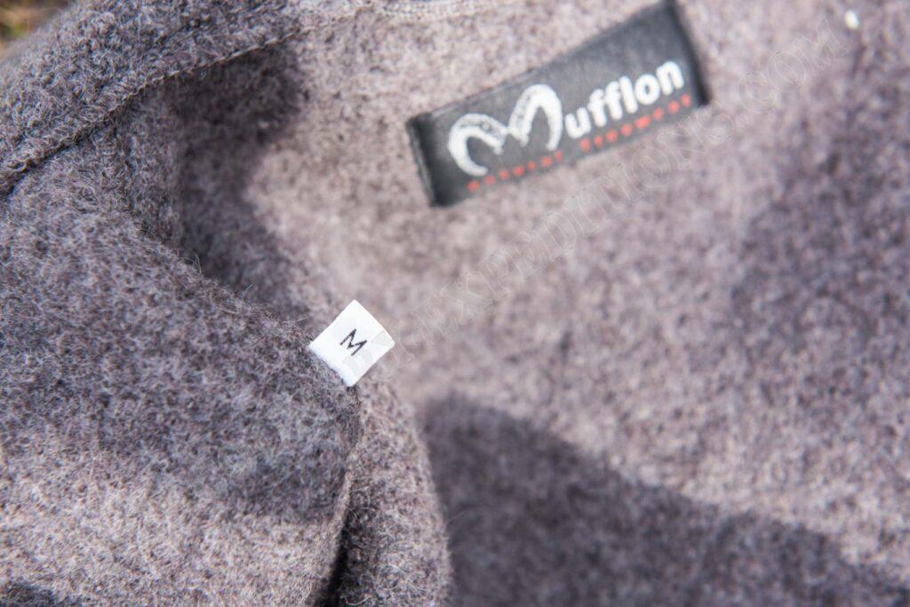 Mufflon W300 Jakob Größe M