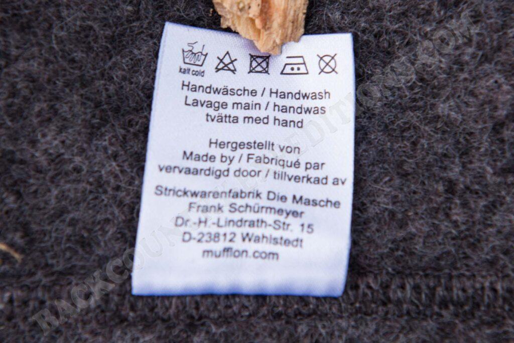 Mufflon W300 Jakob Made in Germany