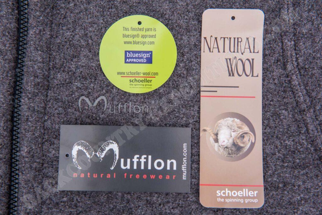 Mufflon W300 Joko schoeller wool