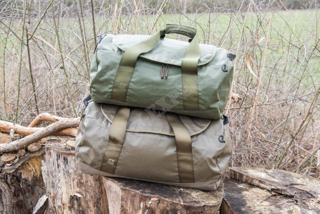 Tasmanian Tiger Barrel Bag M + L