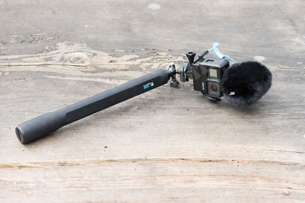 GoPro als Vlogging Camera